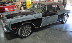 "1980 Rolls Royce Corniche • <a style=""font-size:0.8em;"" href=""http://www.flickr.com/photos/85572005@N00/8345377133/"" target=""_blank"">View on Flickr</a>"