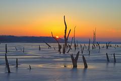 Early Sunday Morning (Kansas Poetry (Patrick)) Tags: sunrise lawrenceks clintonlake patrickemerson patricklovessleepingnancy