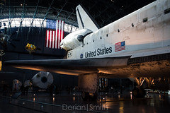 Space Shuttle, Air and Space Museum. (Dorian|Smith Photography) Tags: stars solar fly wings space air jets craft system astronauts shuttle planes planets endeavor nebulas