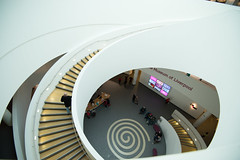 Day 2: Museum of Liverpool (Takashi(aes256)) Tags: uk liverpool spiral stair      nikond4 museumofliverpool   nikonafsnikkor1635mmf4gedvr
