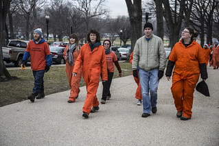 Witness Against Torture: Casual Walk