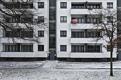 Berlin, 12-1-2013 (Giara,off line for a while) Tags: berlin germany deutschland duitsland berlijn housingestate siemensstadt groszsiedlung