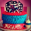 Spiderman Cake!!! Solo en #sweetcakestore #sweetcakesve #bakery #cupcakery #cakes #rufflecake #spiderman #cupcakes #3000followers #cute #yummy #delicious #photooftheday #instgramers #instacolors (Sweet Cakes Store) Tags: hoja cakes square de cupcakes yummy y venezuela spiderman tienda cupcake squareformat torta azucar tortas lecheria sweetcakes rufles ponques fondnat iphoneography instagramapp xproii uploaded:by=instagram sweetcakesstore sweetcakesve