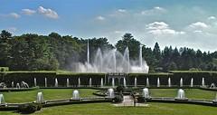 Fountain - Longwood gardens (pontla) Tags: fountain longwood