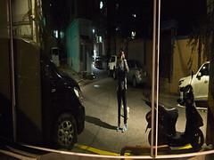 Seoul (mardruck) Tags: selfportrait me pen four lumix republic south olympus korea panasonic seoul micro 17 20mm southkorea ep3  hongdae  republicofkorea f17  mapogu  thids olympusep3