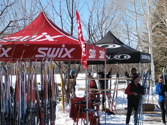 Aspen Cross-Country Ski Extravaganza - eager v...