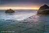 Christmas Eve Sunrise, Forresters Beach, NSW (Hannes Scholl) Tags: seascape beach sunrise landscape forresters