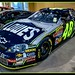 Jimmy Johnson - 2006 Chevrolet Monte Carlo NASCAR  Road Race Car