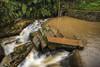 The Polluted Robinson Fall (Shamsul Hidayat Omar) Tags: tourism nature photography scene malaysia tanahrata cameronhighlands hdr highdynamicrange robinson pahang polluted airterjun photomatix greatphotographers 4exp pencemaran nikond3 nikonhdr robinsonfall tercemar shamsulhidayatomar