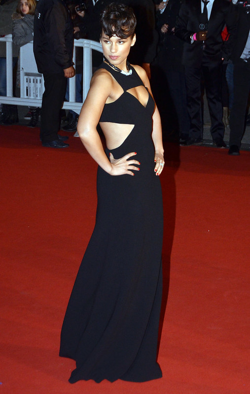 2013 NRJ Music Awards - Arrivals Featuring: Alicia Keys - WENN.com