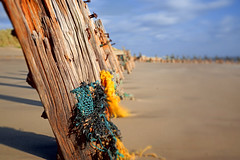 Washed Up (Chris McLoughlin) Tags: 1855mm eastcoast a77 tiltshift spurnpoint spurnhead chrismcloughlin sal1855 sonyslta77