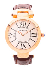 Cartier-Model08 (Hassan AlMarhoun) Tags: brown leather hand watch cartier