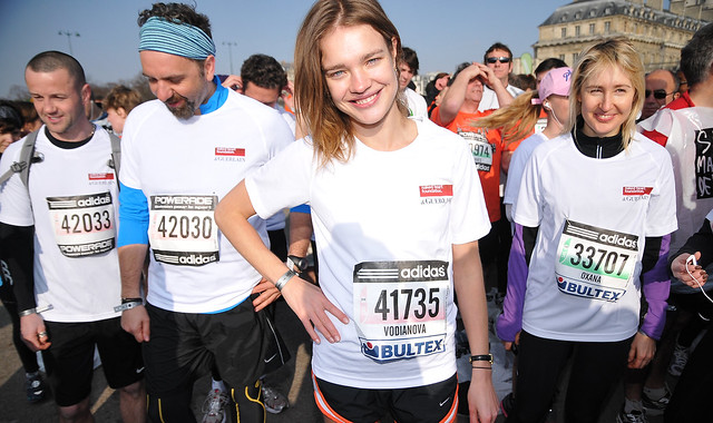 Paris Half Marathon 2012