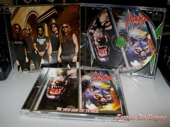 "HIRAX ""THE NEW AGE OF TERROR"" CD 2011. Full Color 8 Page Booklet. Released In Malaysia. (HIRAX Thrash Metal) Tags: music concert cd destruction band itunes hollywood malaysia metallica slayer mekongdelta thinlizzy dri v8 sod anthrax overkill exodus helloween sepultura megadeth venom suicidaltendencies riff metalchurch kreator testament annihilator nuclearassault municipalwaste voivod hermtica celticfrost mercyfulfate maln spvrecords"