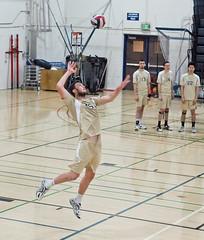 Max Guillaume #45- UC Davis Men's Varsity I Volleyball (Don Eng) Tags: mens volleyball ucdavis sacstate 2213 varsityi