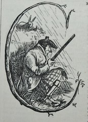 Hunter! vignette  -  Punch 1873 (AndyBrii) Tags: punch 1873 wit satire woodcuts engravings