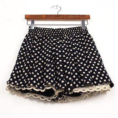 Frühjahr 2016 neue Fett mm nach Hause Druckcode: Hakama Sommershorts Röcke Damen Hosen weites Bein Hose im Sommer