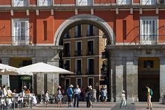 IMG_8961 (Sylga33) Tags: plaza mayor plazamayor madrid