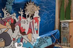 Festes de Grcia [agost 2016] (Fototerra.cat) Tags: fmgrcia fmgrcia2016 vdg viladegrcia grcia festesdegrcia festamajor festes festa culturapopular colors guarniment carrers ppcc pasoscatalans nikon nikondf fototerracat santperemrtir latorna refugeeswelcome