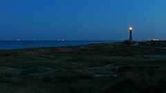 Lighthouse of Skagen, Denmark (Rind Photo) Tags: skagen lighthouse night long exposure