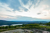 Cadillac Mountain Sunset (The Burgys) Tags: landscape acadia nationalpark acadianationalpark maine mountdesertisland mdi sunset color rocks granite trees sony a99 sonya99 zeiss zeiss1635 wideangle summer cadillacmountain