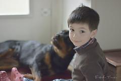 True friendship... (Fabiteno) Tags: child portrait friendship 50mm