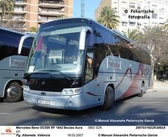 MEDIC-BUS. Mercedes Benz OC500 RF 1842 Beulas Aura (MAPENARROCHA) Tags: valncia valencia falles fallas beulas mercedesbenz mercedesbenzoc500rf beulasaura medicbus