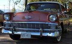 Chevy in the shade... (patrick.schafli) Tags: mapleridge bc carshow chev chevrolet