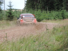 Grampian Stages Rally 2016 (RS Pictures) Tags: src scottish rally championship coltel grampian stages stage 2016 durris ss forest forestry road track special ss6 2 mitsubishi lancer evo evolution motorsport auto