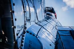 B-17 #8 (brucegates) Tags: aircraft b17 canon7d ontario sudbury brucegates colour