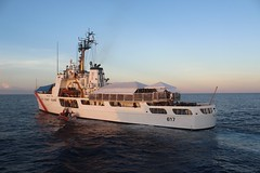 Coast Guard Cutter Vigilant migrant transfer (Coast Guard News) Tags: coastguardcuttervigilant migrants 7thcoastguarddistrict returntohomeport mission humanitarian training cooperation mediumendurancecutter offshorepatrolcutter portcanaveral florida unitedstates us
