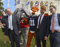 341A0174 (Governor Robert Bentley) Tags: school spirit montgomery alabama usa swac ncaa auburn aubie blaze dragon uab cocky gamecock jacksonville freddie the falcon montevallo north west troyuniversity aum university south uah state athens