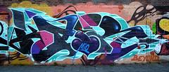 graffiti amsterdam (wojofoto) Tags: amsterdam graffiti streetart wojofoto wolfgangjosten nederland netherland holland ndsm kar karski