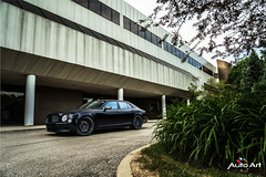 Bentley Mulsanne on ADV1 Wheels (The Auto Art) Tags: red bentley bentleymulsanne mulsanne britishsupercar british britishluxury britishsupercars adv1 adv1wheels blackout blacklabel murderedout jeremycliff jeremycliffphotography