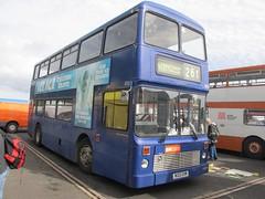 GM Buses 15032 H132GVM Donington Park Circuit attending Showbus 2016 (1) (1280x960) (dearingbuspix) Tags: preserved showbus showbus2016 15032 gmbuses h132gvm