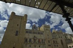 Le Palais des Archevèques (Michel Seguret Thanks all for 9.900 000 views) Tags: france aude narbonne ville cité city town citta ciudad staat stadt michelseguret nikon d800 pro