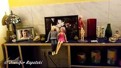 Decode desk (Bernsteindrache7) Tags: color toy photos dsseldorf decode doll lumix indoor home house