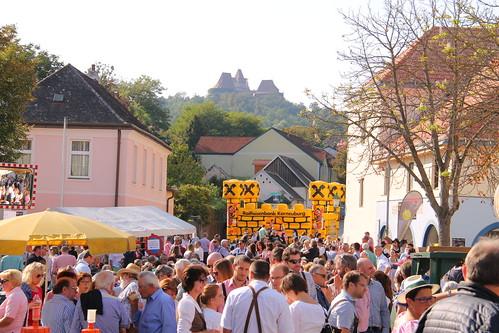 Erntedank Bauernmarkt Leobendorf 2016