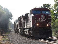 Canadian Pacific On CSX Mohawk Sub, Verona, NY (CNYrailroadnut) Tags: verona ny candian pacific new york central railroad