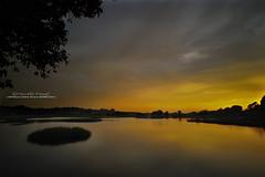 DESA BANANG (nurshammamat) Tags: sunset beautiful sunrise nice malaysia stunning johor batupahat mersing cantik singhray leefilter leebigstopper volourfull