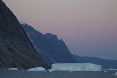 Greenland (richard.mcmanus.) Tags: sunrise landscape dawn arctic greenland polar icebergs mcmanus lanscapesdreams scoresbysound
