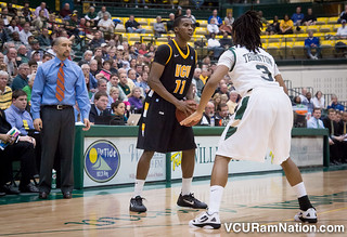 VCU vs. William and Mary