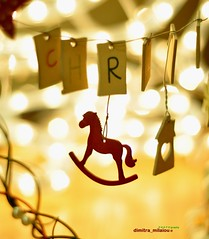 together in Christmas Eve...  love and joy - toys forever ! (dimitra_milaiou) Tags: world christmas xmas eve winter red 2 two horse house colour macro green love home colors beautiful up yellow night toys happy 50mm lights design wooden nice wire nikon kiss europe moments december close heart time bokeh handmade d small letters joy decoration smiles happiness athens celebration greece together forever f18 celebrate 90 2012 dimitra d90 αθηνα ελλαδα χριστούγεννα δυο φωτα διακοσμηση διακοπεσ δημητρα δεκεμβριοσ milaiou μηλαιου χριστουγεννιατικη