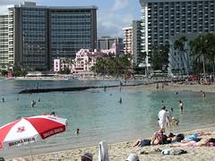 P1130155 (galleries@aspulver) Tags: sunset beach water sunrise hawaii diamondhead pearlharbor honolulu waikikibeach oahuhawaii honoluluhawaii waikikibeachoahuhawaii usarizonamemorial