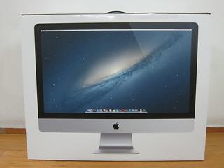 "Apple iMac 27"" (Late 2012)"