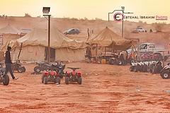 الغضا (9) - HDR (Ebtehal Ibrahim) Tags: كانون عنيزة الغضا