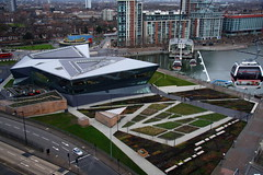 The Crystal Museum and Airway Terminal (Vaughanoblapski!) Tags: london museum crystal greenwich north airway emirites