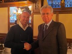 Presidente del Consiglio (2012) Prof. Mario Monti