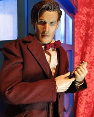 Two Timelords, One TARDIS #4 (gibbspaulus) Tags: matt big who chief smith doctor 16 12