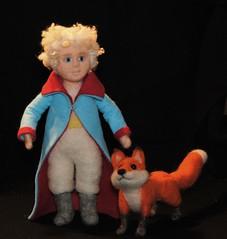 needle felted little prince (willane) Tags: wool felted de doll little felting handmade prince felt fox fiberart antoine saintexupéry needlecraft softsculpture needlefelt needlefelted willane